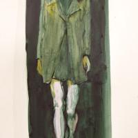 Mannequin VI ( gemengd) 35 x 55 cm