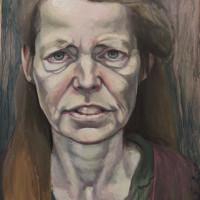 Sonja ( olie ) 65 x 100 cm